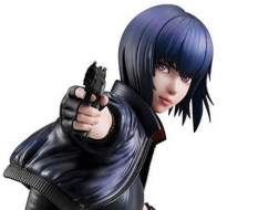 SAC_2045 Motoko Kusanagi (Ghost in the Shell) PVC-Statue 20cm Megahouse