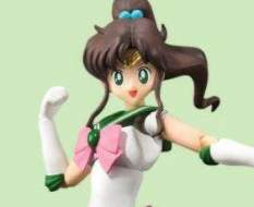 Sailor Jupiter Animation Color Edition (Sailor Moon) S.H. Figuarts-Actionfigur 14cm Bandai Tamashii Nations