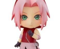 Sakura Haruno (Naruto Shippuden) Nendoroid 833 Actionfigur 10cm Good Smile Company