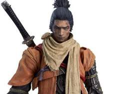 Sekiro (Sekiro: Shadows Die Twice) Figma 483 Actionfigur 16cm Max Factory