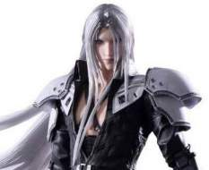 Sephiroth (Final Fantasy 7 Remake) Play Arts Kai Actionfigur 28cm Square Enix