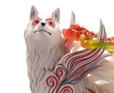 Shiranui Standard Pose (Okami) PVC-Statue 23cm First4Figures