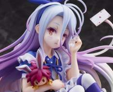 Shiro Alice in Wonderland Version (No Game No Life) PVC-Statue 1/7 24cm eStream