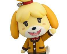 Shizue Isabelle Winter Version (Animal Crossing New Leaf) Nendoroid 386 Actionfigur 10cm Good Smile Company -NEUAUFLAGE-