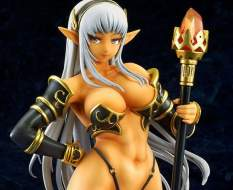 The Dark Elf Beastmaster (Dragon's Crown) PVC-Statue 1/7 30cm Q-Six