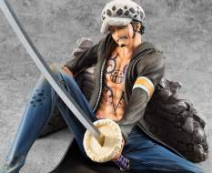 Trafalgar Law Version VS Limited Edition (One Piece) Excellent Model P.O.P. PVC-Statue 1/8 14cm Megahouse