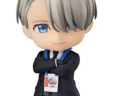 Victor Nikiforov Coach Version (Yuri!!! on Ice) Nendoroid 865 Actionfigur 10cm Orange Rouge