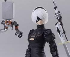 YoRHa No. 2 Type B Version 2.0 (NieR Automata) Bring Arts Actionfigur 14cm Square Enix