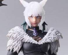 Y'shtola (Final Fantasy) Bring Arts Actionfigur 14cm Square Enix