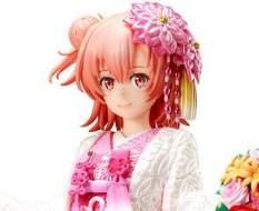 Yui Yuigahama Shiromuku (My Teen Romantic Comedy SNAFU Climax) PVC-Statue 1/7 24cm FuRyu