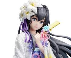 Yukino Yukinoshita Shiromuku (My Teen Romantic Comedy SNAFU Climax) PVC-Statue 1/7 24cm FuRyu