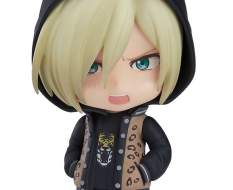 Yuri Plisetsky Casual Version (Yuri!!! on Ice) Nendoroid 874 Actionfigur 10cm Good Smile Company