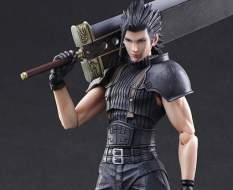 Zack (Crisis Core Final Fantasy 7) Play Arts Kai Actionfigur 27cm Square Enix