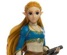 Zelda (The Legend of Zelda Breath of the Wild) PVC-Statue 25cm First4Figures