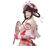 Zhen Ji Peony Pavilion Version (King Of Glory) PVC-Statue 1/7 29cm Myethos