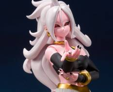 C-21 (Dragonball FighterZ) S.H. Figuarts-Actionfigur 15cm Bandai Tamashii Nations