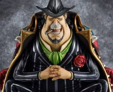 Capone Gang Bege (One Piece) Excellent Model P.O.P. S.O.C. PVC-Statue 1/8 14cm Megahouse