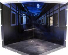 Edo at Night Dioramansion 150 Zubehör-Set für Nendoroid und Figma Actionfiguren von PLM