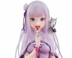 Emilia Birthday Cake Version (Re:ZERO Starting Life in Another World) PVC-Statue 1/7 13cm Kadokawa