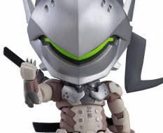 Genji Classic Skin Edition (Overwatch) Nendoroid 838 Actionfigur 10cm Good Smile Company