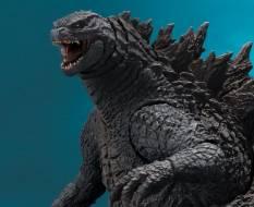 Godzilla (Godzilla: King of Monsters 2019) S.H. MonsterArts-Actionfigur 16cm Bandai Tamashii Nations