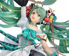 Hatsune Miku Memorial Dress Version (Character Vocal Series 01) PVC-Statue 1/7 43cm Good Smile Company