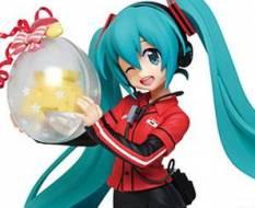 Hatsune Miku Taito Uniform Version (Vocaloid) PVC-Statue 18cm Taito Prize