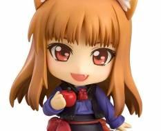 Holo (Spice and Wolf) Nendoroid 728 Actionfigur 10cm Good Smile Company -NEUAUFLAGE-