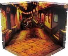 Jiufen Dioramansion 150 Zubehör-Set für Nendoroid und Figma Actionfiguren von PLM