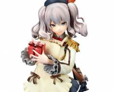 Kashima Valentine Mode (Kantai Collection) PVC-Statue 20cm Ques Q