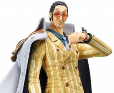 Kizaru Borsalino (One Piece) Excellent Model P.O.P. NEO-DX Limited Edition PVC-Statue 1/8 26cm Megahouse