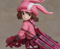 Llenn Sudden Attack Version (Sword Art Online Alternative Gun Gale Online) PVC-Statue 1/7 18cm Aniplex