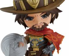 McCree (Overwatch) Nendoroid 1030 Actionfigur 10cm Good Smile Company