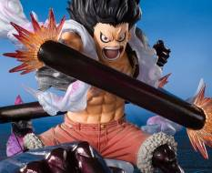 Monkey D. Ruffy Gear 4 Snakeman King Cobra (One Piece) FiguartsZERO PVC-Statue 16cm Bandai Tamashii Nations