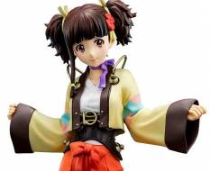 Mumei Tanabata Version (Kabaneri of the Iron Fortress) PVC-Statue 1/7 22cm Aspire