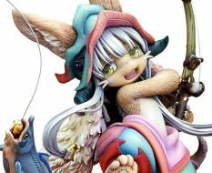 Nanachi Gankimasu Fishing (Made in Abyss) PVC-Statue 1/8 23cm Ques Q