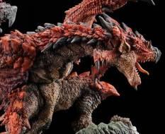 Rathalos Resell Version (Monster Hunter) CFB Creators Model PVC-Statue 21cm Capcom