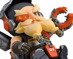 Torbjrn Classic Skin Edition (Overwatch) Nendoroid 1017 Actionfigur 10cm Good Smile Company