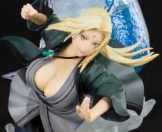 Tsunade Kizuna Relation (Naruto Shippuden) FiguartsZERO PVC-Statue 22cm Bandai Tamashii Nations