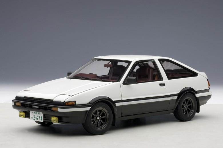 Toyota Sprinter Trueno AE86 Initial D Legend 1 (Initial D) Modellauto 1/18  AUTOart