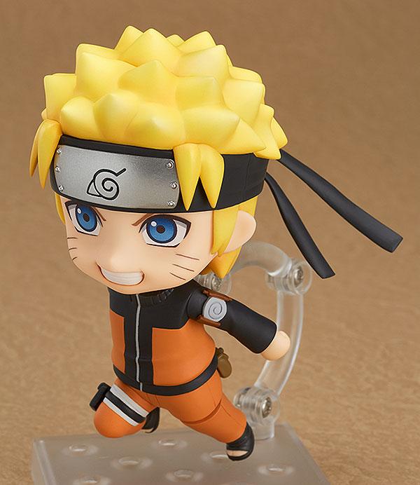 Nendoroid Naruto Uzumaki: Naruto Uzumaki Als Nendoroid 682 Von Good Smile Company