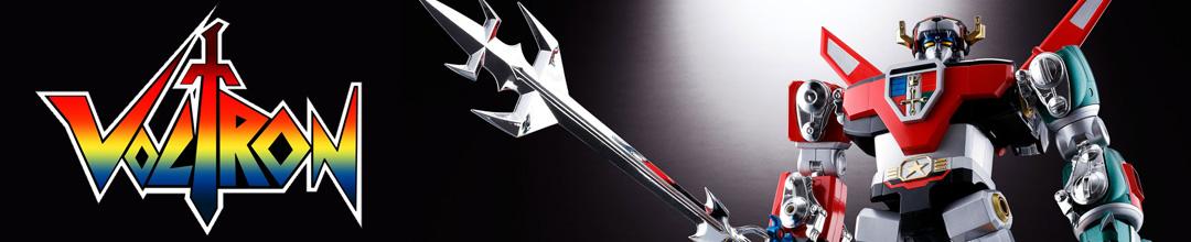 GX-71 Voltron (Voltron) Soul of Chogokin Diecast Actionfigur 27cm BandaiTamashiiNations