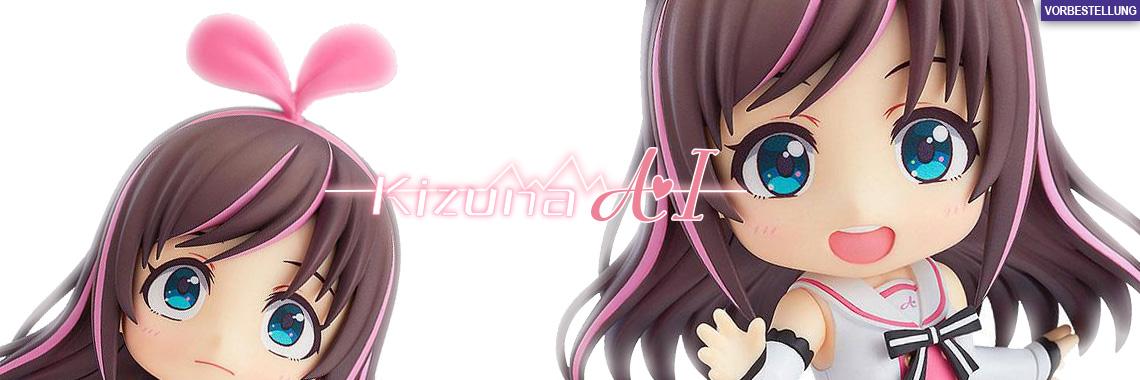 Kizuna AI (Kizuna AI) Nendoroid 899 Actionfigur 10cm Good Smile Company