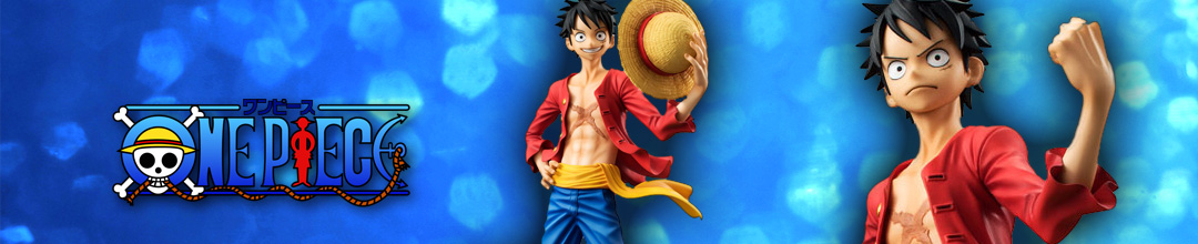 Ruffy Sailing Again Version 2 (One Piece) Excellent Model P.O.P. PVC-Statue 1/8 22cm Megahouse